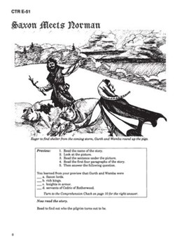 Ivanhoe Read-along with Activities and Narration