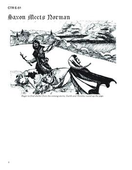 Ivanhoe 10 Chapter Reader