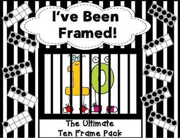 I've Been Framed: The Ultimate Ten Frame Pack