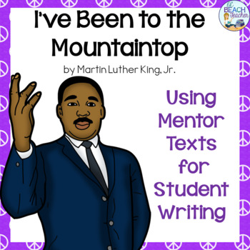 Martin Luther King, Jr. Speech Writing Lesson