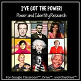 I've Got the Power!  Power and Identity Common Core Resear