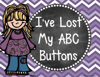 """I've Lost My """"ABC"""" Buttons"""