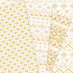 Ivory and Gold aztec Digital Paper, Wedding Boho seamless patterns backgrounds