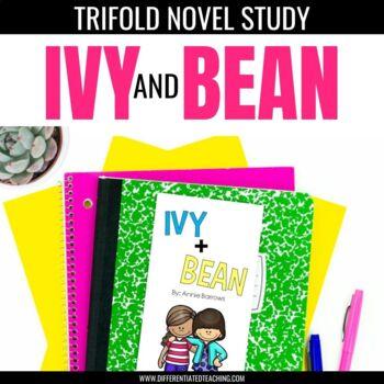 Ivy & Bean Novel Study Unit
