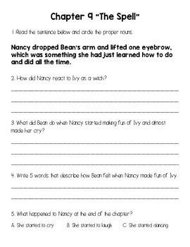 Ivy + Bean Book Study