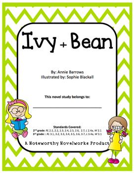 Ivy + Bean Novel Study (Ivy and Bean Series #1)