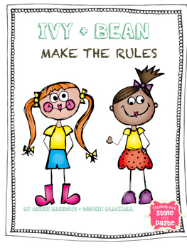 Ivy and Bean Make the Rules Book Club
