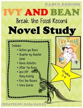Ivy and Bean Novel Study