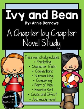 Ivy and Bean: Novel Study