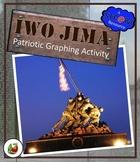Iwo Jima: Patriotic STEAM Graphing Activity