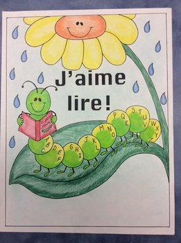 J'AIME LIRE, Système de motivation*A FRENCH Reading Incentive Program