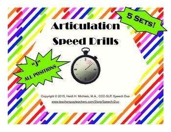"""""""J"""" Artic Speed Drill SET"""