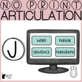 J Articulation Progress Monitoring Tool NO PRINT