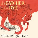 J.D. Salinger, The Catcher in the Rye - Test-Length Open-B