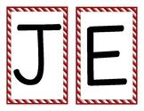 J-E-S-U-S