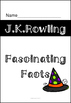 Reading Fact File about J K Rowling