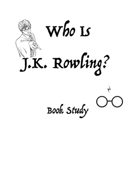 J.K. Rowling Book Study (Full version)