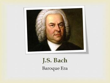J.S. Bach - Composer Mini-Lesson