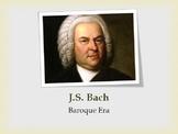 J.S. Bach - Composer Mini-Lesson