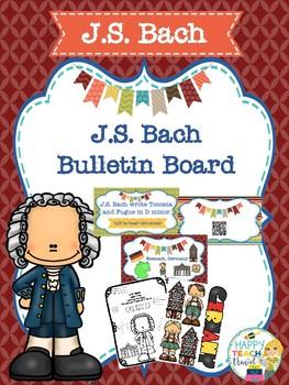 Bach bulletin board