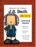 Bach bulletin board and listening glyph bundle