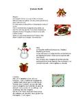 J'adore Noël! Reading comprehension