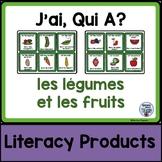 J'ai, Qui A? les légumes et les fruits