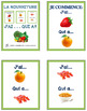 J'ai... Qui a? French food vocabulary game - La nourriture