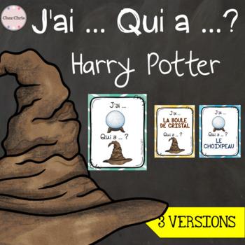 J'ai ... Qui a ... ? Harry Potter