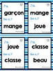 J'ai... Qui a...?  Mots fréquents, Niveau 3 (French sight words)  jeu de lecture