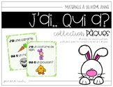 J'ai.. Qui a? Pâques {FRENCH 'I Have Who Has?' Easter Edition}