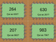 J'ai, Qui a __? French Higher Numbers Card Game