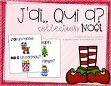 J'ai.. Qui a? de Noël {FRENCH 'I Have.. Who Has?' Christma