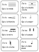 J'ai Qui a ..... music symbols - Français