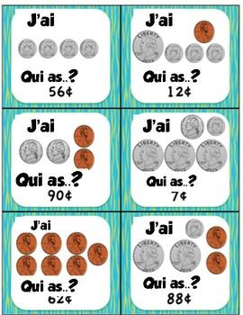 J'ai ... Qui as? (Money)