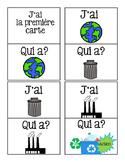 J'ai qui a - Environnement - Jour de la Terre