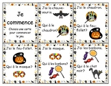 J'ai qui à - Halloween (I have.. Who has Halloween) FRENCH
