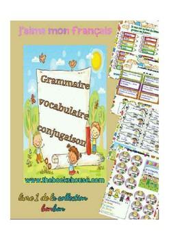 J'aime Mon Français Book 1