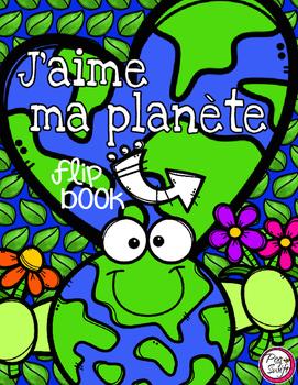 J'aime ma planète - Flip Book