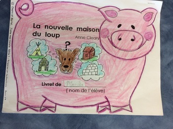 J'aime mes livrets-Série 1- FRENCH Science Student Work booklets- Grade 1 and 2