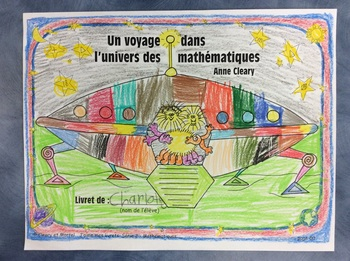J'aime mes livrets-Série 2-FRENCH Mathematic Student Work Booklets, Grade 1- 2