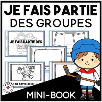 J'appartiens à des Groupes ✪ First Grade Social Studies