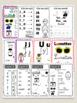 J'apprends à lire en français - Leçon 4 (French Phonics Activities)