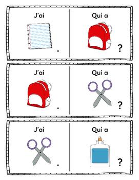J'apprends le français - Édition: La rentrée -- French Back to School