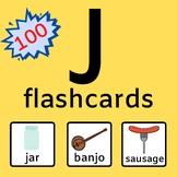 J dʒ Articulation Flashcards Distance Learning