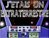 J'étais un extraterrestre - French CI / TPRS - imparfait /