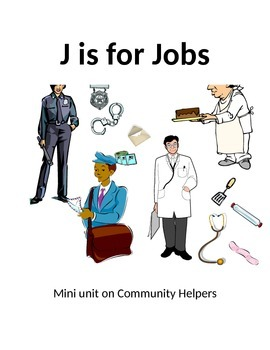 J is for Jobs