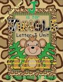 J is for Jungle (Letter J Unit)