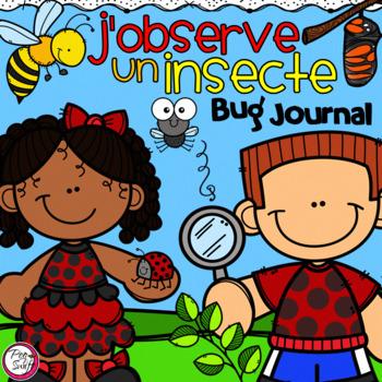 J'observe un insecte • Bug Journal
