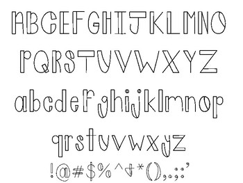 JA Fonts- Murphy